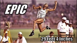 This Will Never Happen Again || The Greatest Long Jump Competition of ALL TIME