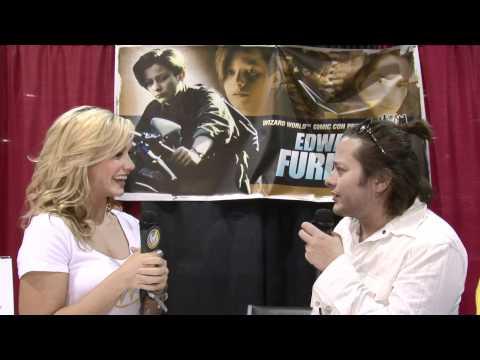 Chicago Comic Con 2011   With Edward Furlong