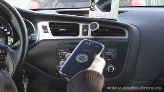 Магнитный держатель для телефона в воздуховод/дефлектор(, 2015-11-11T16:48:29.000Z)