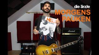 MORGENS PAUKEN - Die Ärzte   Guitar Cover   Gitarre & Bass Challenge 2021   1/12