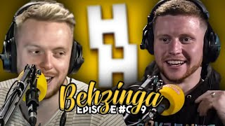 Behzinga | Sidemen Secrets, Weight Loss Journey & YouTube boxing | JHHP #39