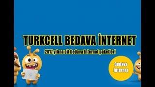 TÜRKCELL BEDAVA !!! 10 GB İNTERNET HİLESİ PROGRAMSIZ