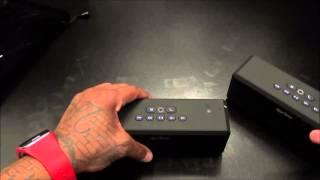 Sharkk BoomBox Buddy Stereo Speaker System