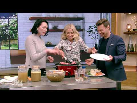 Laura Prepon's Bone Broth Recipe
