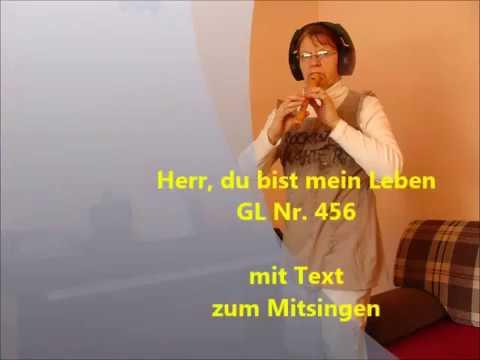 200 Abo Spezial Herr du bist mein Leben GL 456 mit Text