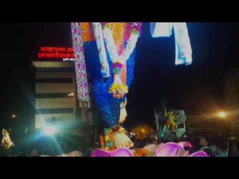 ganesh utsav ichalkaranji 2016