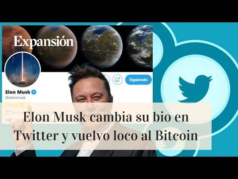 Elon Musk vuelve loca la cotización del Bitcoin