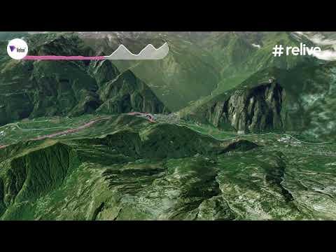 Giro d'Italia Stage 20 Profile