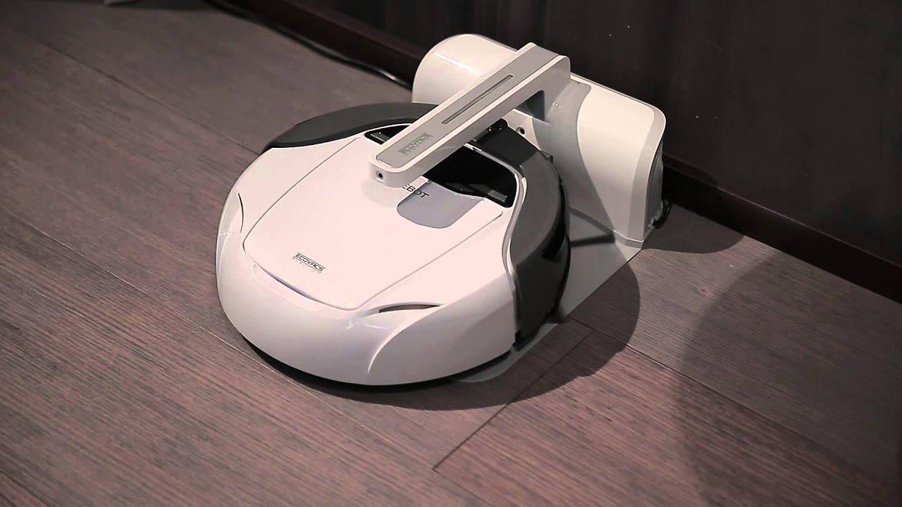 מאוד D63S דגם DEEBOT סרטון הדרכה לתפעול וניקוי שואב אבק רובוטי - YouTube OE-42