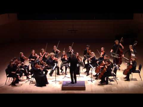Bartók: Divertimento for Strings | Yoav Talmi | The Domaine Forget String Ensemble, Canada