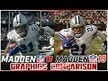 Madden 19 Vs Madden 18 Graphics Comparison mp3