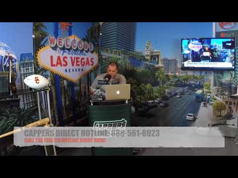 Cappers Nation Live Weekly Show #1