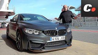 bmw m4 gts 2017   prueba test review en espaol   coches net