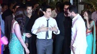 Star Studded Ritesh And Genelia Wedding Reception - Exclusive Full Video