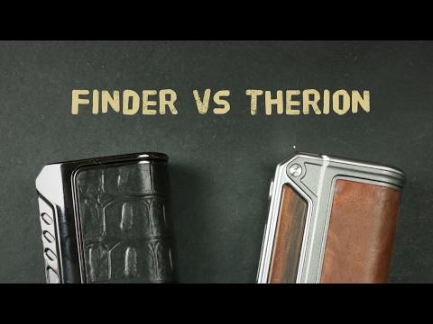 Therion Vs Finder - Lost Vape Vs Think Vape
