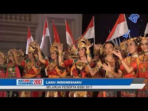 INDONESIA CHANNEL 2017 (INDONESIAN ARTS AND CULTURE SCHOLARSHIP/ IACS/BSBI)