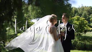 Hochzeitsvideo Katya & Igor /Ukrainische Hochzeit