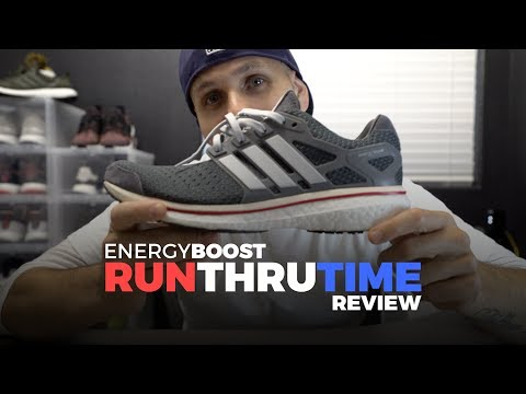 Thumbnail: DAD SHOES? ADIDAS RUN THRU TIME ENERGY BOOST REVIEW