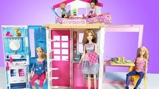 Video Barbie 'nin YENİ Portatif Evi | Evcilik TV Barbie Türkçe izle download MP3, 3GP, MP4, WEBM, AVI, FLV November 2017