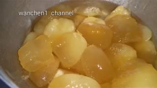 จาวตาลเชื่อม  หอมมาก หวาน อร่อย ฟิน สุดๆ !!!!     l WS WanChen1