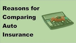 2017 Car Insurance FAQs | Reasons for Comparing Auto Insurance Quotes