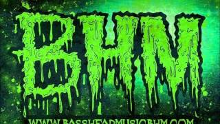 Bass Head Music(BHM) Ft.  Taiyamo Denku - Cerebral Cathedral ( Produced by Motiv)
