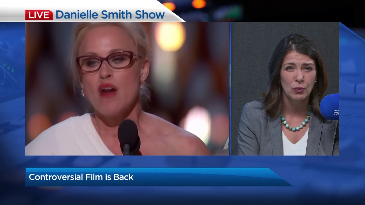 Download Danielle Smith on film 'The Red Pill'
