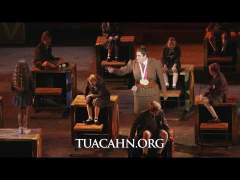 Tuacahn's Production of Matilda the Musical