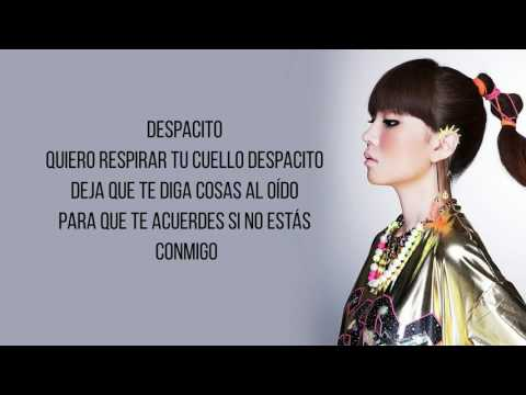 J. Fla - Despacito / Lyrics (Luis Fonsi ft. Daddy Yankee)