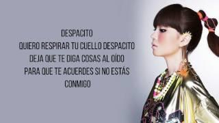 J. Fla - Despacito / Lyrics (Luis Fonsi ft. Daddy Yankee)