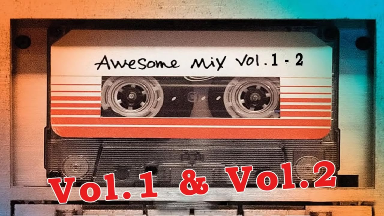 Guardians of the Galaxy: Awesome Mix (Vol. 1 & Vol. 2) (Full Soundtrack)