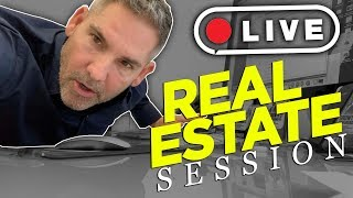 Live Real Estate Coaching Session - Grant Cardone