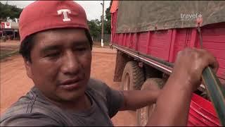 Самые Страшные и Жуткие Дороги в Мире 'Самые опасные путешествия  Боливия'