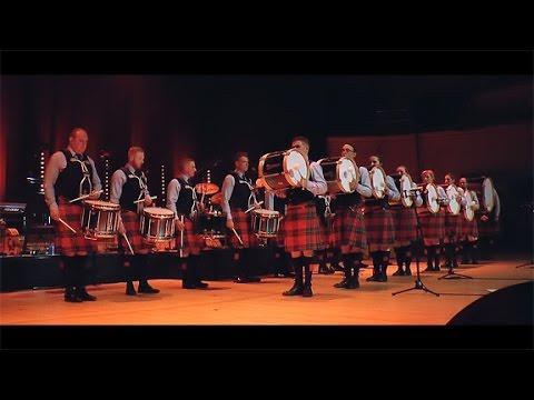 IMPACT 2 Drum Fanfare - Salute to Bobby Rae