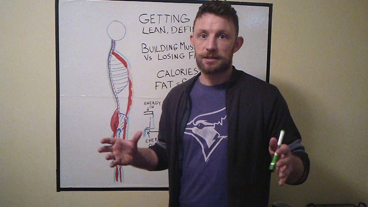 The truth about getting lean,ripped, defined etc