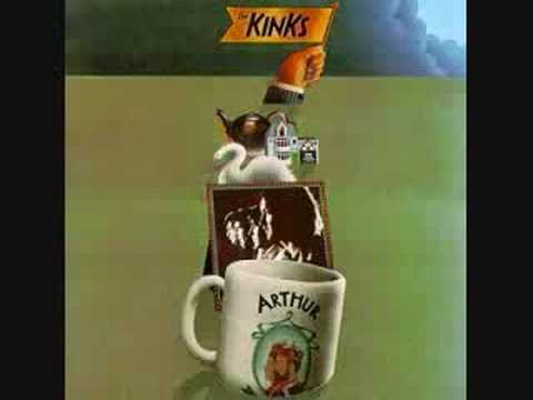 The Kinks - Shangri-La