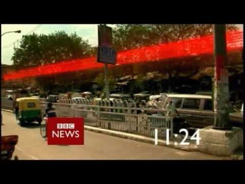 BBC News Channel: Top of the Hour Countdown (2009)