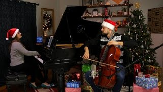 Little Drummer Boy - Pentatonix (Piano + Cello Cover)
