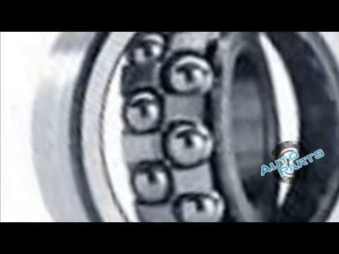 Подшипники для садовых и строительных тачек (усиленные) - YouTube