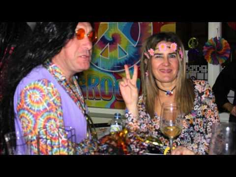 50 Amigos Fiesta Hippie