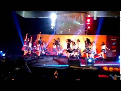(FANCAM HD CLEAN) JKT48 - Melon Juice  (Team T) #JKT48HalloweenHSF