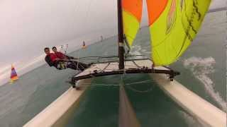 Gopro Hobie cat 16