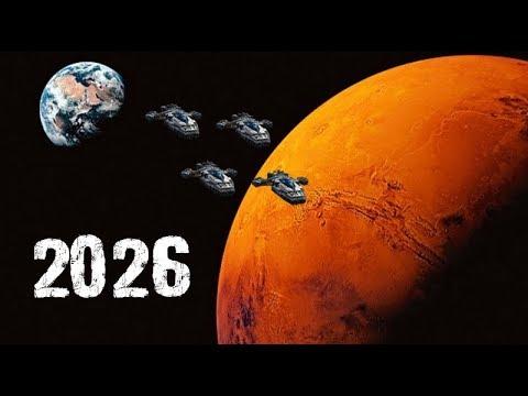 Полет на Марс программа 2026  Полная версия 2018 HD