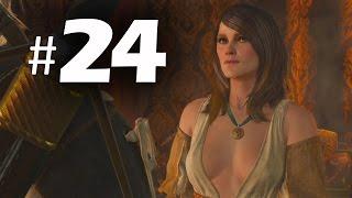 The Witcher 3 Wild Hunt Part 24 - Dreamer - Gameplay Walkthrough PS4