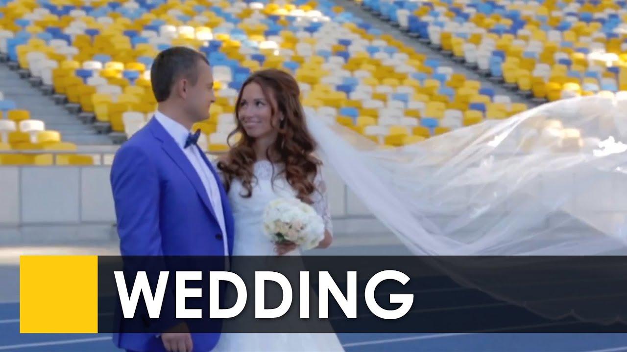 Самая красивая, дорогая свадьба (свадебное видео)! На НСК .
