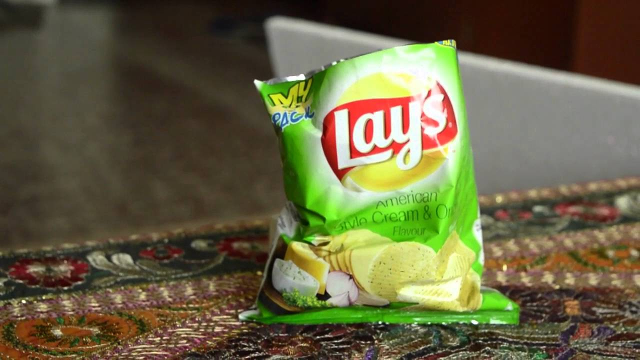Lay's Adv  No One Can Eat Just One
