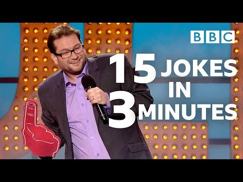 15 Of Gary Delaney's Funniest One-liners 😂 | Live At The Apollo - BBC