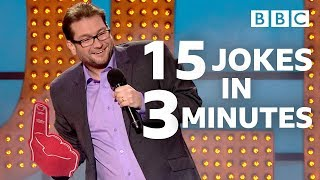 15 of Gary Delaney's funniest one-liners  | Live At The Apollo - BBC