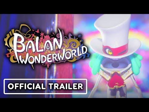 Balan Wonderworld - Official Announcement Trailer | Xbox Showcase 2020
