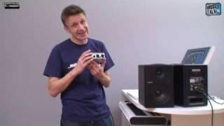 Mackie MR5 / MR 5 / MR8 Aktivboxen- nearfield monitors speakers